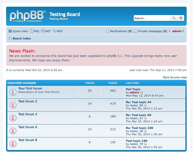 casino board index php board