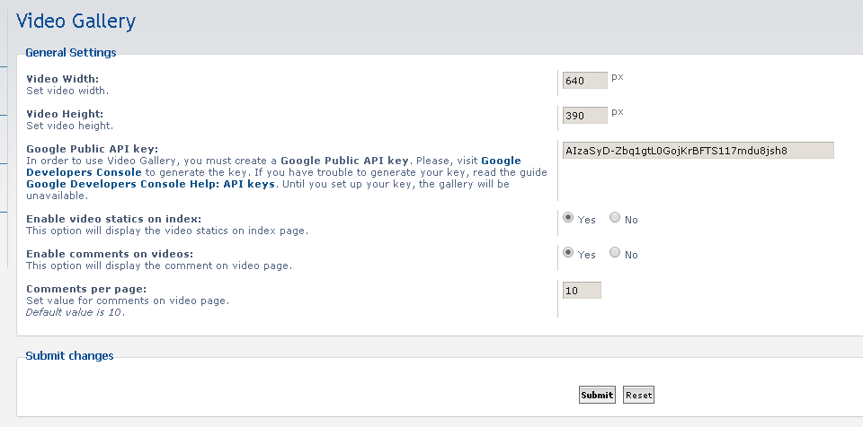 phpBB • Youtube Videos Gallery - Contribution Details