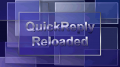 QuickReply Reloaded