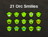 Orc Smilies v3