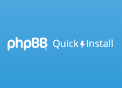 phpBB QuickInstall