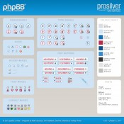 prosilver Graphics Development Kit (with free fonts)