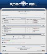 Robotic Blue Rel