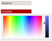 ACP User Colour Management