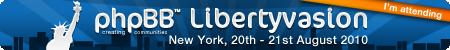 phpBB Weekly at Libertyvasion 2010